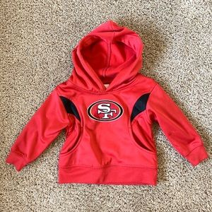 Other - San Francisco 49ers toddler Sweatshirt 2T